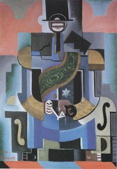 Josef Čápek - Černošský král (1920) French Collection, Henri Rousseau, Writers And Poets, Constructivism, Cultural Events, Paul Cezanne, Art Club, Pablo Picasso, Vincent Van Gogh