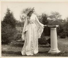 May Queen 1931 :: Archives & Special Collections Digital Images