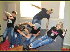 Day 3: I don't really have a fave pic of R5 because i love them all! But this is one of my faves!! :)