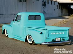 1950 Chevy 3100 Pickup Truck - Time To Shine't wait rims and tires/DONE