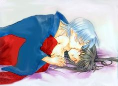 Inuyasha couple (Sesshomaru and Kagome) photo I.jpg