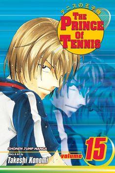 The Prince of Tennis 15: The Sadaharu-kaoru Pair