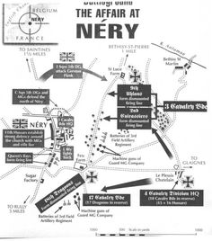 Map of the Battle of Colenso on 15th December 1899 by John