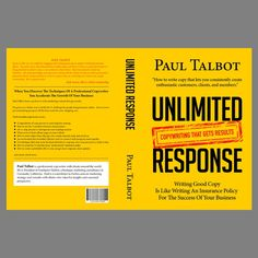 Unlimited Response Book Cover by mrs.clutch