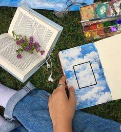 Leia mais sobre tudo, teorias, leia o que não está escrito, imagine um livro, uma história e invente.. mesmo que isso só faça sentido a você mesmo.