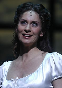Pia Douwes is a Dutch actress in musical theatre.