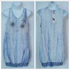 Tie Dye Dress / Tunic Top