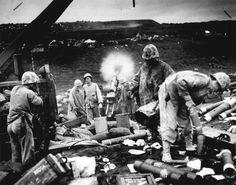 War in Iwo Jima
