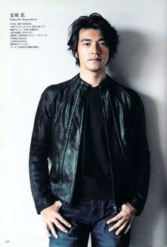 Takeshi Kaneshiro this man is delicious