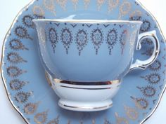 Colclough Vintage Fine Bone China Tea Cup and by TheVintageFind1, $32.00