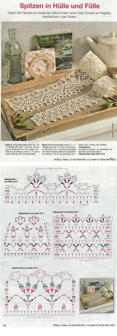Die 36 Besten Bilder Von Borte Häkeln Crochet Borders Crochet
