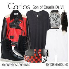 Carlos, Son of Cruella De Vil