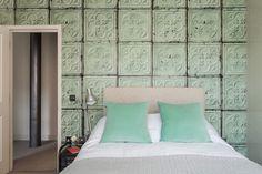 Loft style refurbishment in London by Michelle Chaplin Interiors