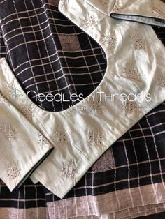 Saree Blouse Patterns, Designer Blouse Patterns, Saree Blouse Designs, Blouse Styles, Saree Styles, Simple Blouse Designs, Blouse Models, Work Blouse, Indian Designer Wear