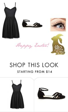 """Easter with Germany!"" by kreepykitten on Polyvore featuring Luminess Air"