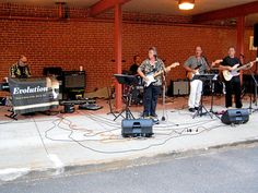 EVOLUTION BAND - WINDSOR LOCKS - 2011