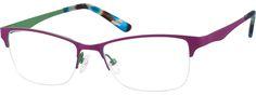 PurpleCat-Eye Eyeglasses321317