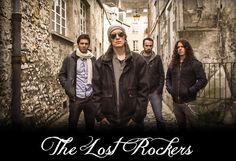The Lost Rockers - Fascination (PelleK, Charlie Parra Del Riego, X-Bart,...