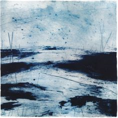 Ross Loveday Print - Washing of the Water