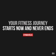 Your Fitness Journey