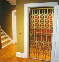 Image result for brass scissor gate