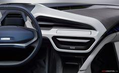 Car Interior Design: Faurecia Demos 'Performance 2.0′ Concept