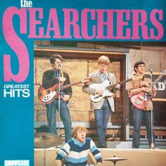 The Searchers - Greatest Hits (Vinyl, LP) at Discogs