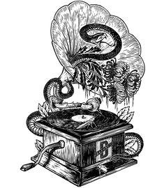 Gramophone-Dephect