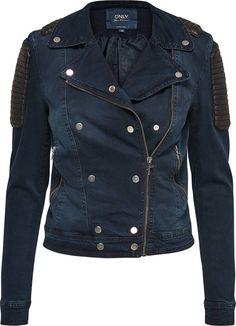 Jeansjacke von ONLY. Schnelle und kostenlose Lieferung. 100 Tage Rückgaberecht.