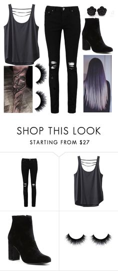"""""""Casual"""" by izzyhcraig ❤ liked on Polyvore featuring Boohoo, Kavu and Witchery"""