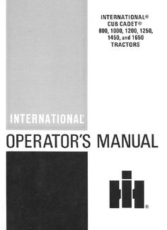 Clever John Deere 1250 1650 Repair Manual Factories And Mines 1450