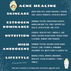 Holistic Nutrition, Health And Nutrition, Health And Wellness, Healthy Fats, Healthy Skin, Natural Skin Care, Natural Health, Dandelion Root Tea, Acne Causes
