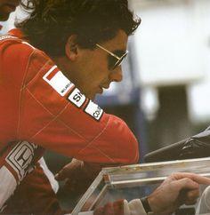 McLaren -  Ayrton