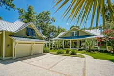 Enjoy cooling breezes and stunning views across Factory Creek and the ICW to downtown Beaufort from this high quality constructed deepwater home on a cul-de-sac in quiet Bluff Farm neighborhood. Set on a high 30 bluff, this home features a private aluminum dock with Kevlar pier head canopy and 12K boatlift, motorized porch screens, inground heated & cooled self-cleaning pool, outdoor kitchen, 3 bay garage with guest suite above with full kitchen and bath, and additional covered parking for…