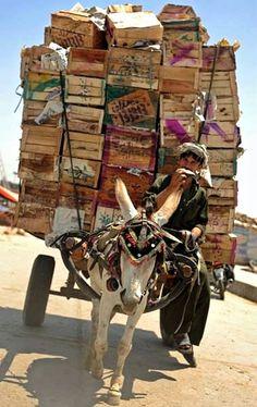 Overloaded - Maroc Désert Expérience tours http://www.marocdesertexperience.com