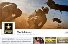 How the U.S. Military Shares Its Rich History With Facebook Timeline