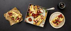 My Cookbook, Vegetable Pizza, Pesto, Tapas, Mexican, Dinner, Vegetables, Ethnic Recipes, Koti