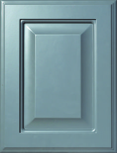 Boston Raised Panel Door  Available Material: MDF Color Shown: Grizzle Gray Paint Available in All Outside Profiles - Shown with Venice Outside Profile Raised Panel Doors, Gray Paint, Grey Cabinets, Face Framing, Custom Cabinetry, Cabinet Doors, Mudroom, Color Show, Venice