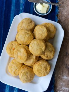 Sweet Potato Biscuits - King Arthur Flour - If you've never had much luck with biscuit making, these will change your fortunes.