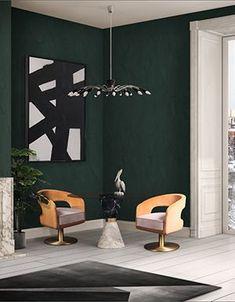 Si está buscando ideas de iluminación contemporáneas, DelightFULL puede tener las piezas perfectas para usted. Ver más en www.covethouse.eu