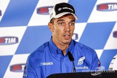 Alex de Angelis has admitted he doesn't know what state he is in physically ahead of his World Superbike debut later this month at Phillip Island. Phillips Island, Physical Condition, Road Racing, Motogp, Physics, Conditioner, Baseball Cards, Sports, Hs Sports