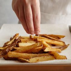 How to Make French Fries | Step 9