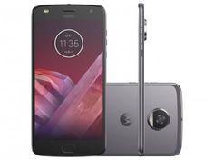 Smartphone Motorola Moto Z2 Play 64GB Platinum com as melhores condições você encontra no site do Magazine Luiza. Confira!