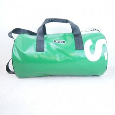 Truck Tarp Duffel Bag | Recyclart