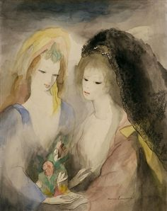Marie Laurencin (French, 1885 - 1956)