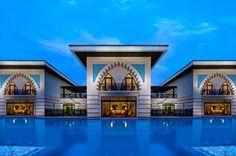Hotel Jumeirah Zabeel Saray - Dubaï
