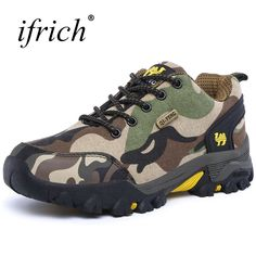 2017 New Hiking Shoes Men Outdoor Trekking Sneakers Couples Autumn Winter Mountain Boots Men Women Camo Climbing Shoes -  #buy #sellers #seller #ebay #amazon #aliexpress #buynow #free #nowbuy