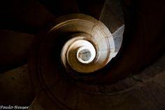Caracol by Paulo Heuser, via Flickr ~ Convento de Cristo, Tomar, Portugal