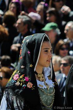 Ragazza di Sardegna   Flickr - Photo Sharing!