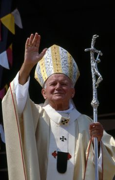 Daily Catholic Prayer—Prayer of St. John Paul II for all families